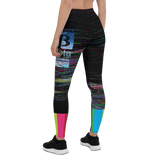 VHS OFF-AIR LEGGINGS-Dustrial