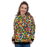 MAGIC CUBE UNISEX AO HOODIE-XS-Dustrial