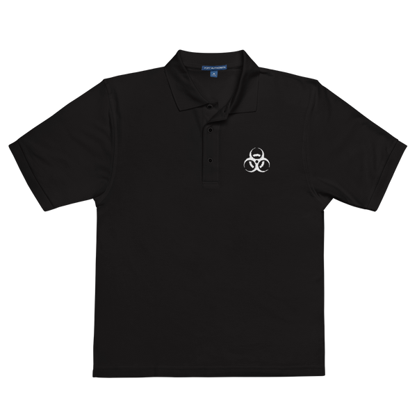 BIOHAZARD E POLO SHIRT-Mono-S-Dustrial