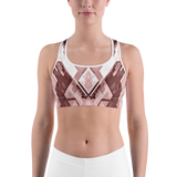 PROXIMA ROSE SPORTS BRA-XS-Dustrial