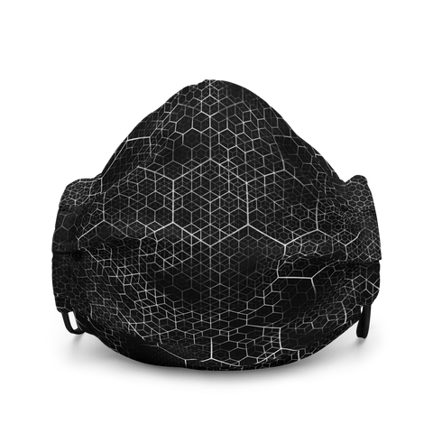 HEX PHASE BLVCK FACE MASK