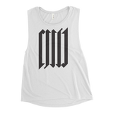 CVLT WOMEN'S MUSCLE TANK-White-S-Dustrial