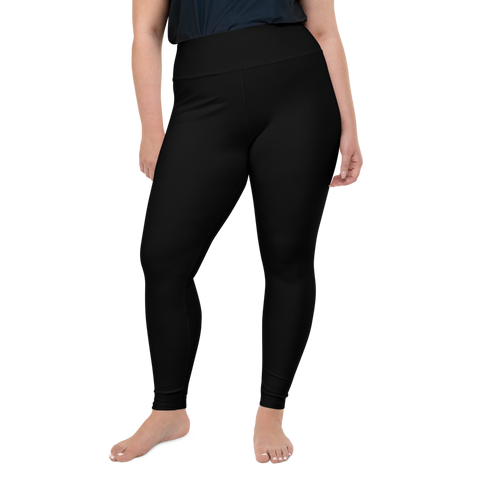 CMD & CTRL SOLID BLVCK PS LEGGINGS-2XL-Dustrial