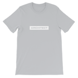 ARCHITECT GALACTIC SUPERMARKET UNISEX T-SHIRT-Silver-S-Dustrial