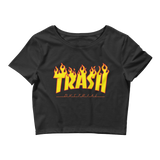 TRASH CROP TEE