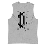 DOUBLE CROSS CROSS MUSCLE SHIRT
