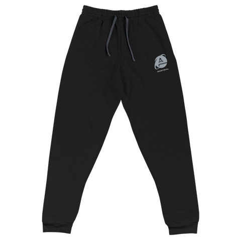 CRYPTO END USER E UNISEX JOGGERS-Black-S-Dustrial