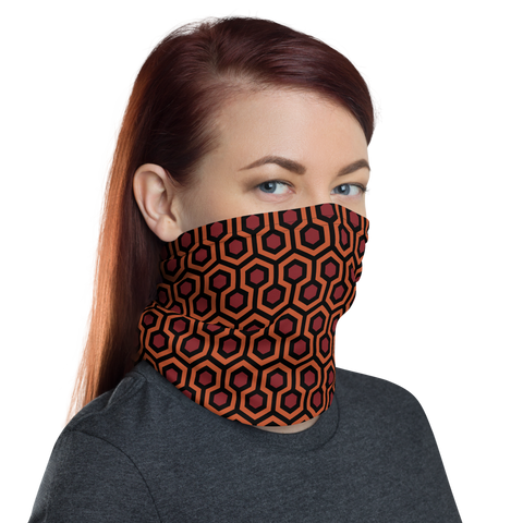 OVERLOOK NECK GAITER MASK-Dustrial