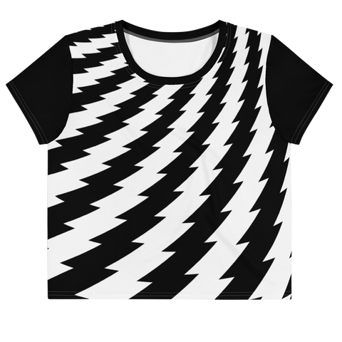 BOLT CYCLICAL AO CROP TOP