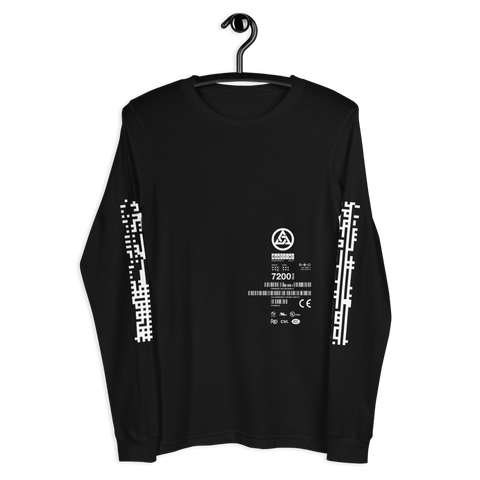 DEFRAG READ ERROR LONG SLEEVE T-SHIRT