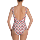 BIODUSTRIAL DIAMOND ONE-PIECE SWIMSUIT-Dustrial