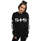 09011E STR CREWNECK SWEATSHIRT-Dustrial