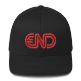 END FLEXFIT TWILL CAP-S/M-Dustrial