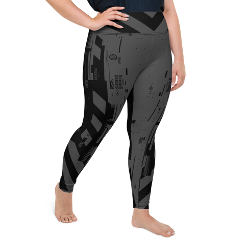CMD & CTRL V2 GREY PS LEGGINGS