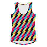 BOLT CMYK SPORT TANK TOP-Dustrial