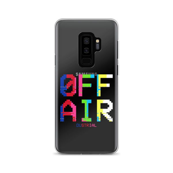 OFF-AIR SAMSUNG CASE-Samsung Galaxy S9 Plus-Dustrial