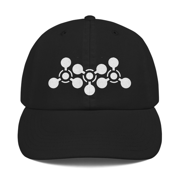 CHEMWAR CHAMPION DAD HAT-Dustrial