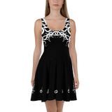 THE UNKNOWN SKATER DRESS-XS-Dustrial
