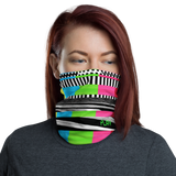 VHS OFF-AIR NECK GAITER MASK-Dustrial