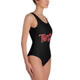 THOTGOTH ONE-PIECE SWIMSUIT-Dustrial