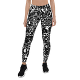 PRIMORDIAL MONO LEGGINGS-Dustrial