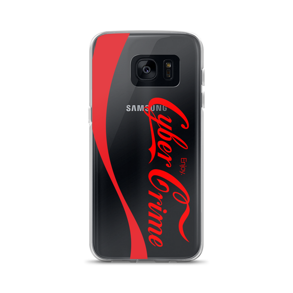 CYBERCRIME CLASSIC SAMSUNG CASE-Samsung Galaxy S7-Dustrial