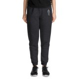 09011E E UNISEX JOGGERS-Black Heather-S-Dustrial