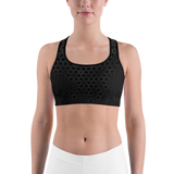 HEX GEN DRK SPORTS BRA