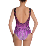 MECH XIII ONE-PIECE SWIMSUIT