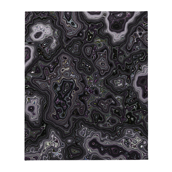 PRIMORDIAL ELIXIR THROW BLANKET
