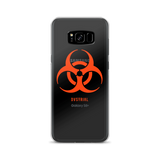 BIOHAZARD SAMSUNG CASE-Samsung Galaxy S8 Plus-Dustrial