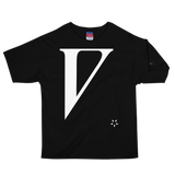 V CHAMPION TEE-S-Dustrial