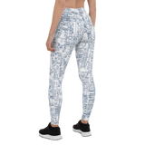 SCHEMATICA LEGGINGS-Dustrial