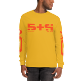 STR LONG SLEEVE T-SHIRT-Gold-S-Dustrial