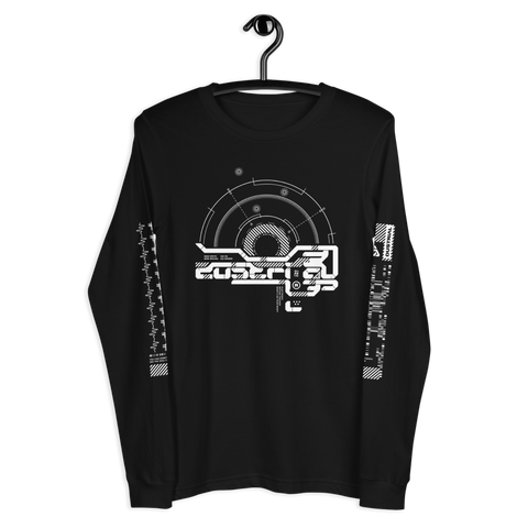 E-MOTION TRACKER LONG SLEEVE T-SHIRT