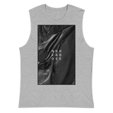 NONE ABOVE MUSCLE TANK-Athletic Heather-S-Dustrial