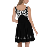 THE UNKNOWN SKATER DRESS-Dustrial