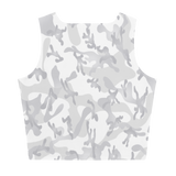 CAMO WIGHT CROP TOP