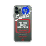24HR SMILE IPHONE CASE-iPhone 11 Pro-Dustrial