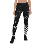 09011E N∞THING LEGGINGS-XS-Dustrial