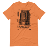 NEW WAYS OF SEEING UNISEX T-SHIRT-Burnt Orange-XS-Dustrial