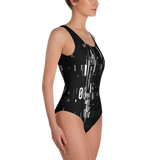 XERODUSTRIAL V2 ONE-PIECE SWIMSUIT