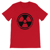 DECAY2K UNISEX T-SHIRT-Red-S-Dustrial