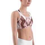 PROXIMA ROSE SPORTS BRA-Dustrial