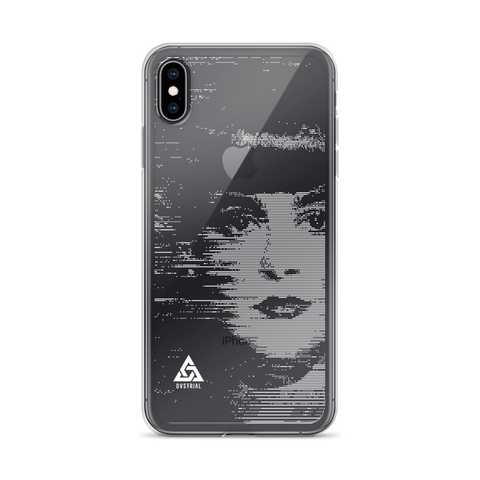 RACHAEL GLITCH IPHONE CASE