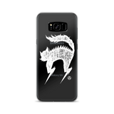 BLACK CAT SAMSUNG CASE