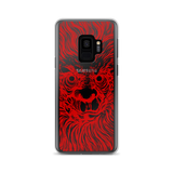 BUER RED SAMSUNG CASE-Samsung Galaxy S9-Dustrial