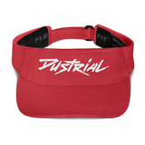 DUSTRIAL 1999 VISOR-Red-Dustrial