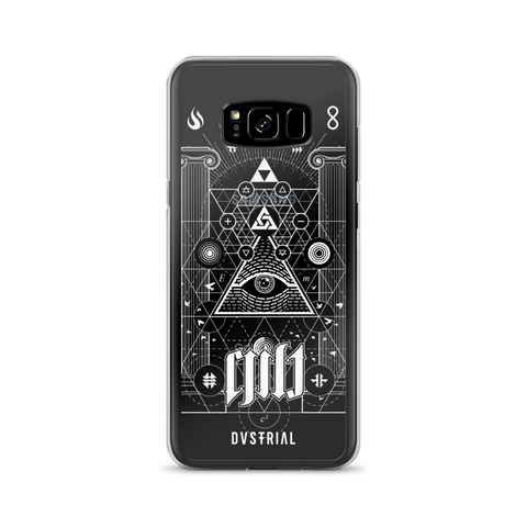 NEW WORLD CVLT SAMSUNG CASE-Samsung Galaxy S8 Plus-Dustrial