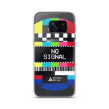 NO SIGNAL SAMSUNG CASE-Dustrial-future-fashion-scifistreet-SAMSUNG CASE-Samsung Galaxy S7-